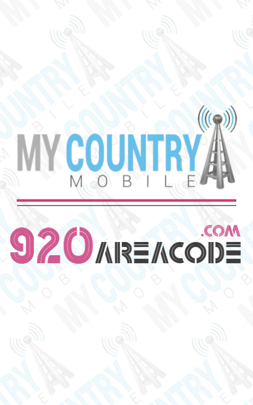 920 area code- My country mobile